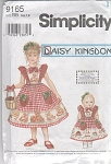 DAISY KINGDOM~VINTAGE~DRESS 5-8~OOP
