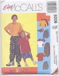 EASY McCALLS BOYS KID STUFF WARDROBE SZ CJ