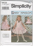 DAISY KINGDOM~GIRLS'DOLLS~DRESS~OOP~SZ 3-6