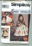 DAISY KINGDOM PATTERN DRESS AND APRON