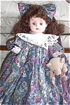 YOUNG  GIRL DRESSED DOLL
