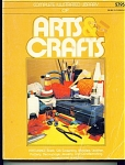 Click here to enlarge image and see more about item art09: VINTAGE ARTS AND CRAFTS BOOK