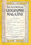 Click here to enlarge image and see more about item B0059: National Geographic - April 1946