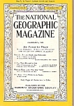 Click here to enlarge image and see more about item B0060: The National Geographic agazine- February 1946