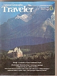 Click here to enlarge image and see more about item B0078: National Geographic Traveler -  Summer 1985
