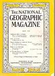 Click here to enlarge image and see more about item B0092: The National Geographic magazine- May 1949