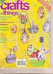 Click here to enlarge image and see more about item B0122: Crafts 'n things - April 1993