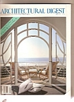Architectural Digest -  May 1991