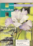 Click here to enlarge image and see more about item B0160: Horticulture magazine - June 2003
