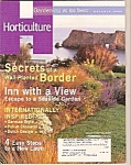 Click here to enlarge image and see more about item B0179: Horticulture -  October 2002