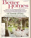 Better Homes and Gardens -  June  1982