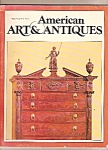 Click here to enlarge image and see more about item B0273: American Arts & Antiques -  March- April 1979
