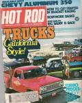 Hot Rod magazine -   June 1978