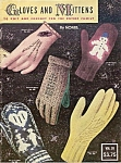 Glove and Mittens by Nomis -  1988