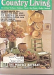 Click here to enlarge image and see more about item B0708: Country Living - April1992