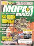 Click here to enlarge image and see more about item B0715: Mopar muscle -August 1998