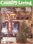 Country Living - December 1986