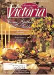 Victoria Magazine -  November 1993