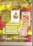 Click here to enlarge image and see more about item B1012: American Philatelist -  december 2008