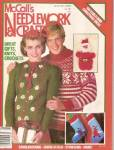 Click here to enlarge image and see more about item B1034: McCall's Needlework & crafts -  Sept/ Oct. 1983