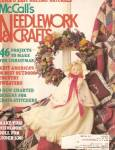 Click here to enlarge image and see more about item B1037: McCall's Needlework & Crafts -  October 1989