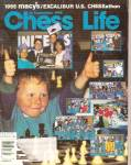 Click here to enlarge image and see more about item B1085: Chess Life - September 1995