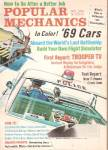 Popular Mechanics -  Oct. 1968