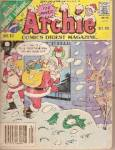 Archie Digest Library  comics digest magazine