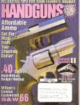 Click here to enlarge image and see more about item B1357: Handguns -  August 1998