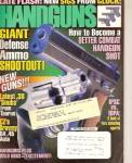 Click here to enlarge image and see more about item B1358: Handguns -  March 1998