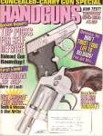 Click here to enlarge image and see more about item B1360: Handguns magazine-  April 1998