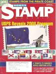 Click here to enlarge image and see more about item B1456: Scott monthly stamp magazine -  November 2007