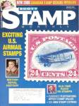Click here to enlarge image and see more about item B1467: Scott monthly stamp magazine -  February 2008