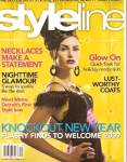 Styline magazine-  December 2008