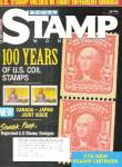 Click here to enlarge image and see more about item B1526: Scott Stamp monthly -  June 2008