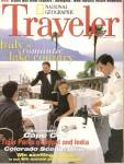Click here to enlarge image and see more about item B1549: National Geographic Traveler -  May/June 1997