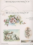 Click here to enlarge image and see more about item BELL4-1-1: FLOWERS & MORE~GRACE BELL~VINTAGE~OOP~1967