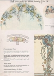 Click here to enlarge image and see more about item BELL7: FORGET-ME-NOTS~GRACE BELL~VINTAGE~OOP~1967