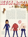 Click here to enlarge image and see more about item BETSY2-69: BETSY McCALL VALENTINE  FEB 1969