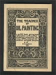 VINTAGE~OIL PAINTING BOOK BY CAMPANA OOP