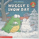 Click here to enlarge image and see more about item CB53:  HUGGLY'S SNOW DAY~TEDD ARNOLD~