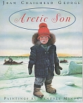 Click here to enlarge image and see more about item CB56: ARCTIC SON ~Jean Craighead George~GD1-2