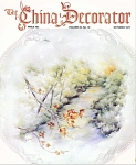 THE CHINA DECORATOR ~ OCTOBER  1977