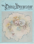 VINTAGE~THE CHINA DECORATOR~ JANUARY-1973