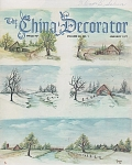THE CHINA DECORATOR ~ JANUARY  1977