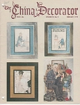 VINTAGE~THE CHINA DECORATOR~ FEBRUARY-1973