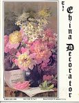 Click to view larger image of THE CHINA DECORATOR FEBRUARY, 1984 (Image1)