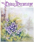 THE CHINA DECORATOR ~ MARCH  1977