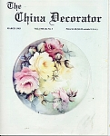 THE CHINA DECORATOR ~MARCH 1983