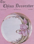 VINTAGE~CHINA DECORATOR~MARCH~1993
